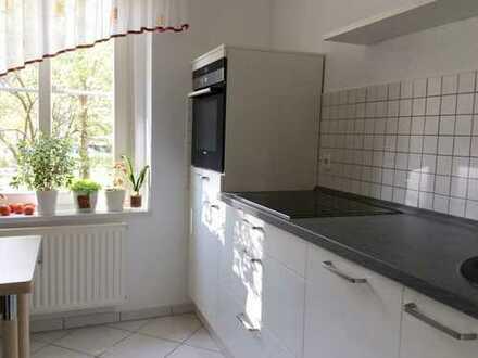 Hübsche, kleine 2-Raum-Wohnung in der Nordvorstadt