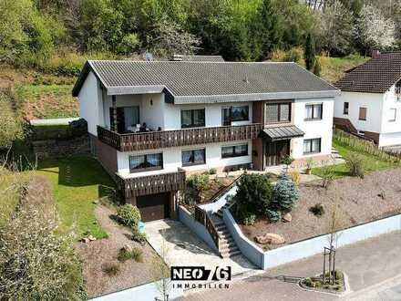 Traumhaftes Mehrfamilienhaus mitten im Dahner Felsenland!