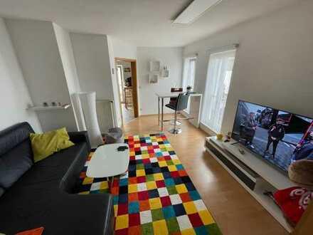 Bad Kreuznach/Langenlonsheim, lieber mal ein Häuschen mit Balkon? Nur kurzer Fußweg zum Bahnhof