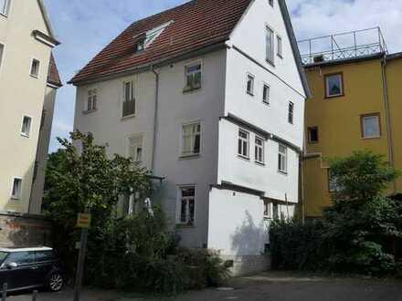 Wohnen mit Seele direkt am Stadtpark Maille mit dem stimmungsvollen Wehrneckarkanal / Wohnung 2