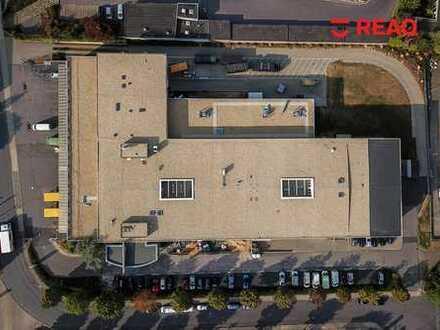 Neubau Rotter Bruch - 90 m² Bürofläche mit Lager kombinierbar!