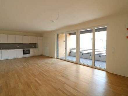Einbauküchen gehören zur Mietsache! Verschiedene 3 Zimmer Wohnungen im Neubau.