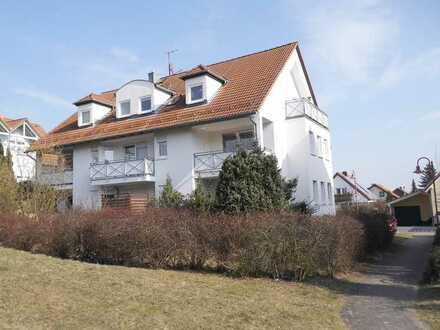 Ruhige Dachgeschoss-Maisonette-Wohnung zwischen Oberholzer Wald und Naunhofer Seen