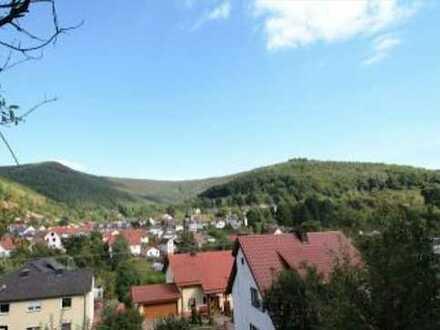 Preiswerter Bauplatz in gesuchter Wohnlage am Waldrand zur großzügigen Bebauung