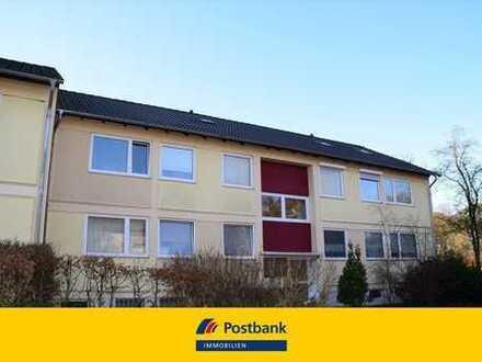 Einziehen und Wohnfühlen - Modernisierte Drei-Zimmer-Wohnung in gefragter Lage zu verkaufen