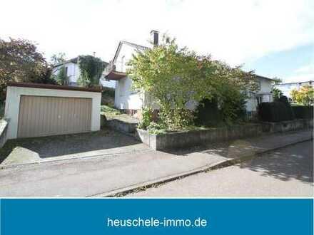 Multifunktionsgrundstück zur Bebauung mit zwei Einfamilienhäusern bzw. Zweifamilienhaus/Doppelhaus