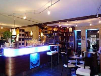 Schönes Cafe im Zentrum von Neustadt an der Weinstraße