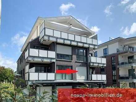 Exklusive, moderne Stadtwohnung in strandnaher, zentraler und dennoch ruhiger Innenstadtlage!