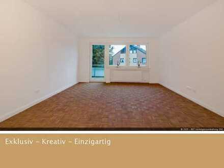 Schicke, kernsanierte 3-Zimmer Wohnung mit Balkon in Alt - Vinnhorst!