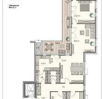 4-Zimmer-Neubauwohnung ganz zentral!