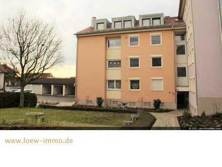 Dachgeschosswohnung in Rothenburg o.d Tauber