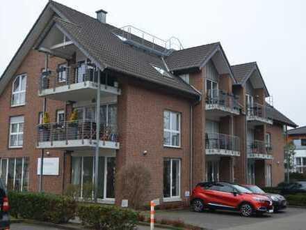 Barrierefreies 1 Zimmer Apartment in zentraler Lage von Hünxe - Sorgenfreies Wohnen