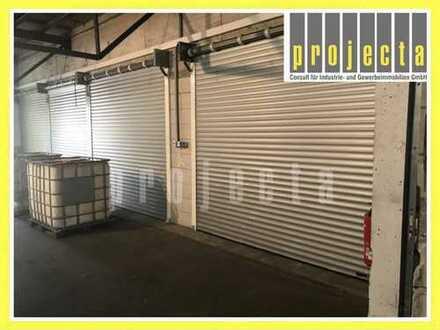 1.100 m² Lagerhalle zur vermieten**flexibel teilbar**069 955 11 00