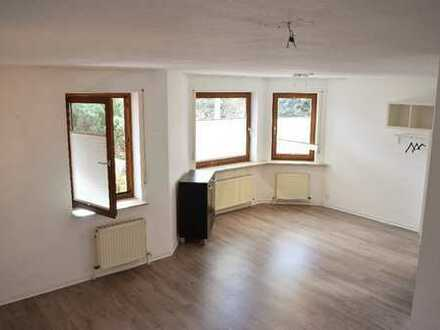 Helle 1-Zimmer-Terrassenwohnung für Pendler in Waldenbuch