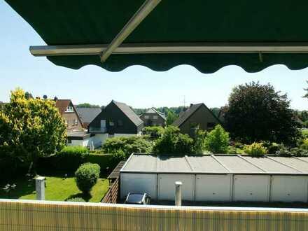 Großzügige Dachgeschosswohnung mit Balkon