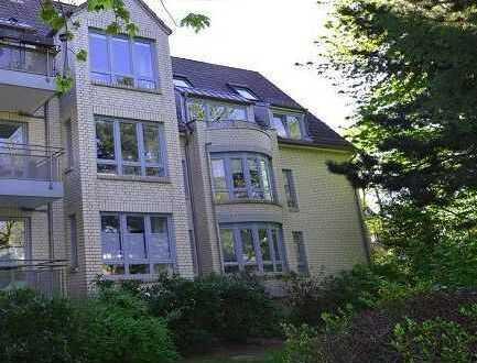 Nähe Rhododendronpark! 850.0 € - 94.93 m² - 3.0 Zi. Maisonette Wohnung in zentraler Lage