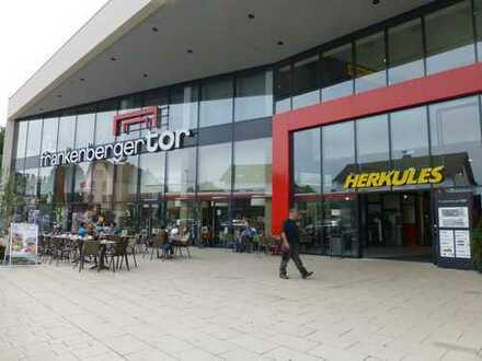 Attraktive Einzelhandelsfläche im Frankenberger Tor
