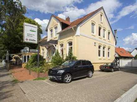 Wohn- und Geschäftshaus mit insgesamt 640 m²