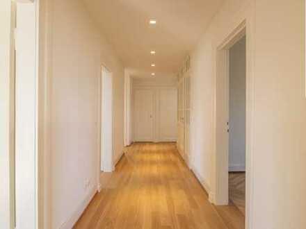 PF-Rod, kernsanierte 5-Zimmerwohnung in repräsentativer Jugendstilvilla (Erstbezug nach Sanierung)