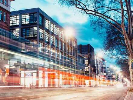 Designer Büros im Loftstil mit Dachterrasse | 60m² bis 286m²