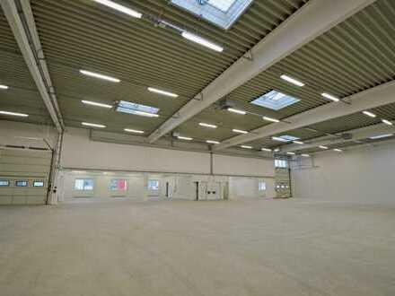HH-HARBURG | ERSTBEZUG | ca. 1.400 m² | LAGER | BÜRO | SERVICEFLÄCHE