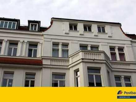 Zur Eigennutzung: Einladende Drei-Zimmer-Wohnung mit Balkon in der beliebten Südvorstadt