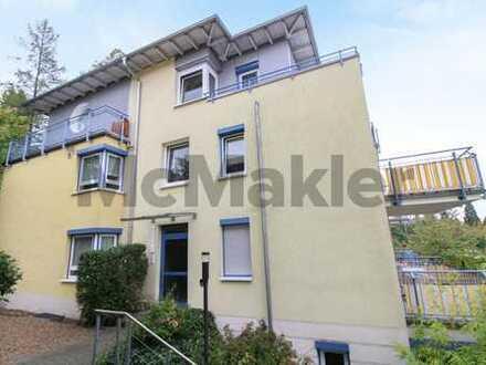 Gepflegte 2-Zi.-ETW mit Balkon in Toplage am Durlacher Schlossgarten