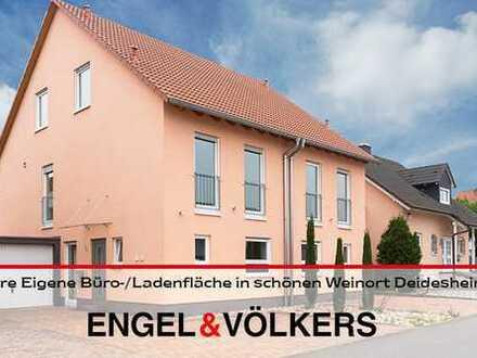 Ihre Eigene Büro-/Ladenfläche im schönen Weinort Deidesheim!