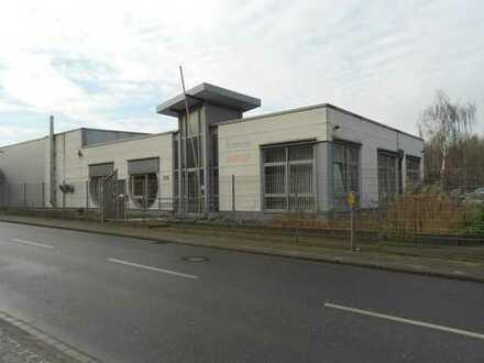 Gewerbeobjekt mit Büroetage und Lagerhalle in Mülheim a.d.Ruhr