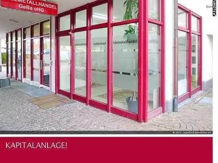 TOP-Lage in Stuttgart: Erdgeschoss-Laden mit Schaufenstern und Lager direkt am Vaihinger Markt!