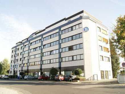 55 qm Bürofläche (Archiv + 1,5 Büroräume) plus Empfangs- und Konferenzraum
