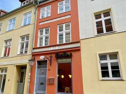 Wohnen im Baudenkmal! Ein Juwel in der historischen Altstadt - oben Wohnen unten Arbeiten
