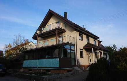 Erstbezug nach Sanierung mit Einbauküche: freundliche 5-Zimmer-Wohnung in Brackenheim-Meimsheim