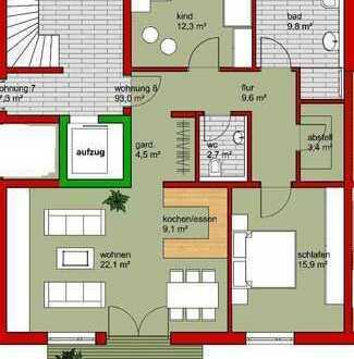 3,5 Zi.Wohnung in Bonfeld