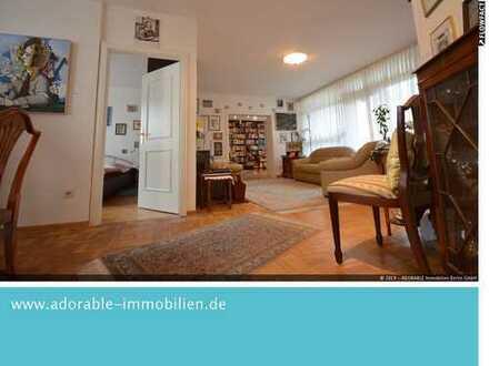 Bezugsfrei: 110qm Hochparterre nahe Kurfürstendamm-Halensee, sehr ruhig