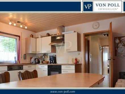 Ruhig gelegene Maisonettewohnung mit viel Platz für die Familie, EBK und 2 Garagenstellplätze