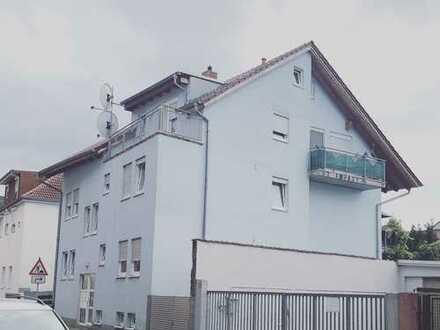 Mehrfamilienhaus (3 Wohnungen+85m2 Untergeschoss) in Friesenheim