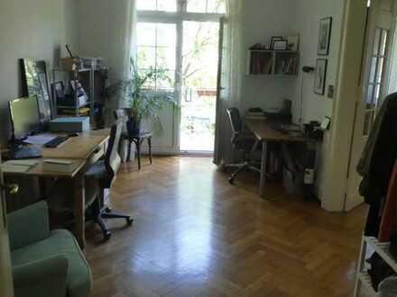 Renovierte 3-Zimmer-Wohnung mit Balkon in Mannheim