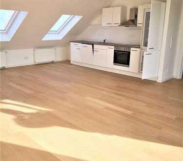 Zweitbezug nach Sanierung + Dachterrasse + Einbauküche + Parkett