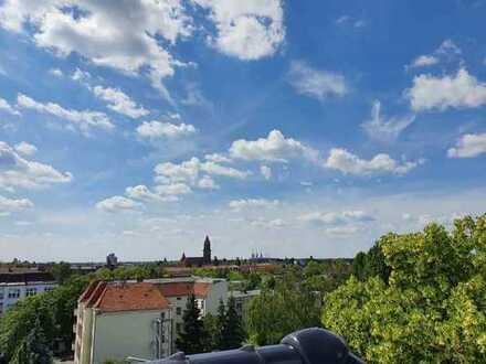 IHR PERSÖNLICHES GRÜNDERZEITSCHMUCKSTÜCK mit 50m² Dachterrasse