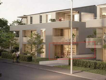 Großzügige Wohnung in Südwestlage **Neubau**