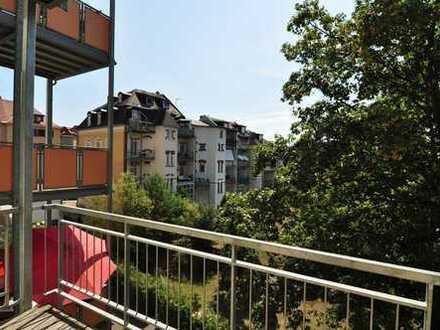 ++ gemütliche 4 Zimmer in guter Wohnlage, mit Balkon ++