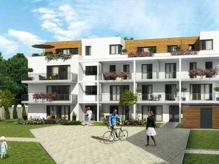 NEUBAU - Provisionsfrei - moderne 4-Zimmer-Wohnung - im 1. OG