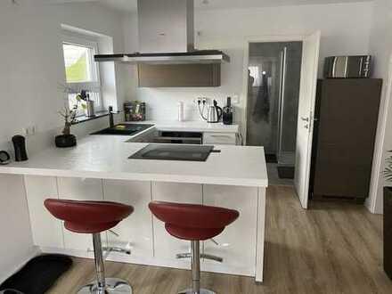 Neuwertige 2-Zimmer-EG-Wohnung voll möbiliert in Heubach-Lautern