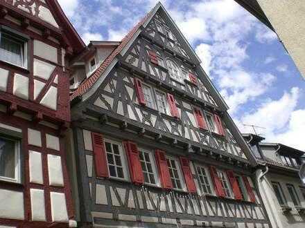 schöne 2,5 Zimmer-Wohnung mit EBK in der Altstadt von Besigheim