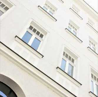 * Hochwertige, sonnige 3-Zimmer-Dachgeschosswohnung mit Balkon in Gohlis Mitte *