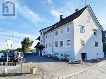 Gemütliche 4-Zimmer-Wohnung mit Balkon in Allensbach-Freudental