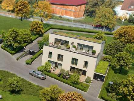 Attraktive Doppelhaushälften in Steinheim
