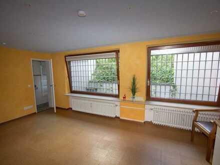 1-Zimmer Souterrain Wohnung in Waldbronn, Kreis KarlsruheKarlsruhe