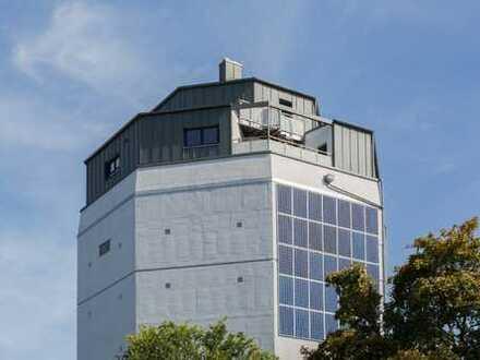 Das Turm-Penthouse mit Loftcharakter - 220 qm für Kreative zum Selbstausbau!